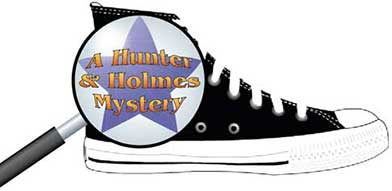 black hunter & holmes shoe logo