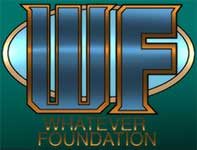 Whatever Foundation logo